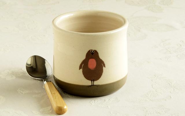 ロビン スープカップ